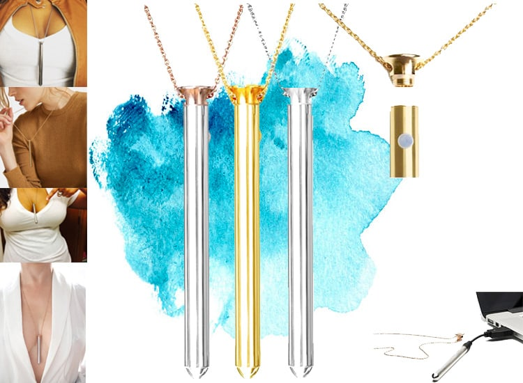 necklace vibrator - clit massager - vibrator necklace - vesper vibrator - crave vibrator - bullet vibrator -rechargeable vibrator for women dildo orgasm best adult sexual toys sex tools for girl different best clit vibrator good for personal vibrators - lesbian double dildo