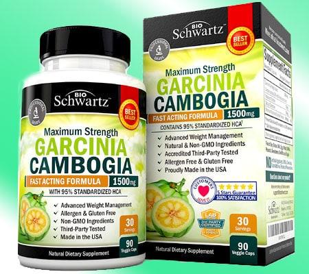 natural garcinia cambogia - supreme