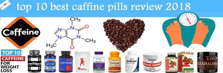Best Caffeine Pills (The Most Popular 10 Brands Reviewed In