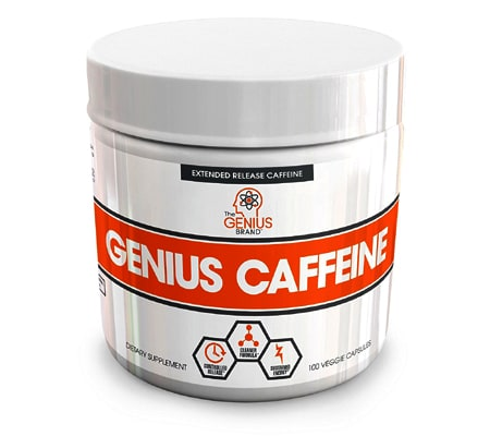 GENIUS Best Caffeine Pills/Capsules