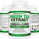green tea fat burner - catechins