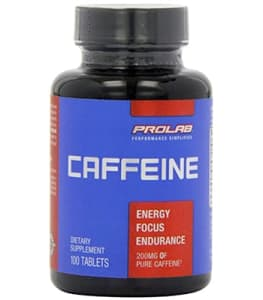 ProLab CaffeineBoosts Your Metabolism For Faster Fat Loss best weight loss pill - fat burner