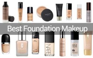 best - powder or liquid foundation makeup
