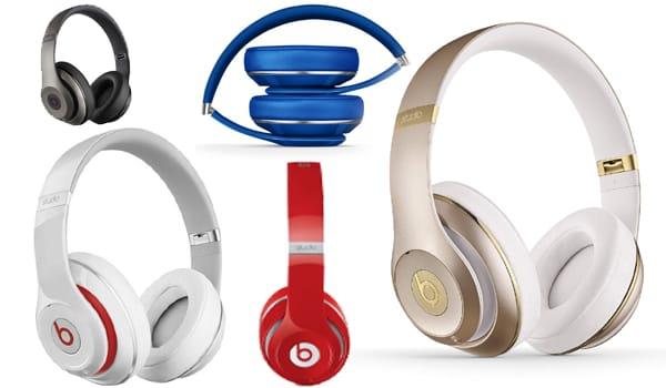Beats wireless over ear headphones