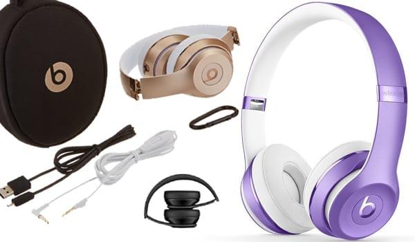 Beats Solo3 Wireless Bluetooth Over Ear Headphones