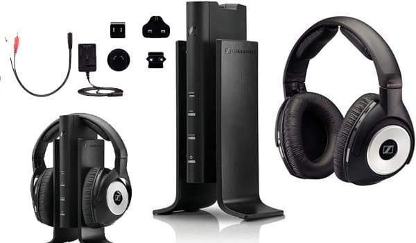 Strong Bass & Battery Life | Sennheiser RS 170 Digital Wireless Headphones