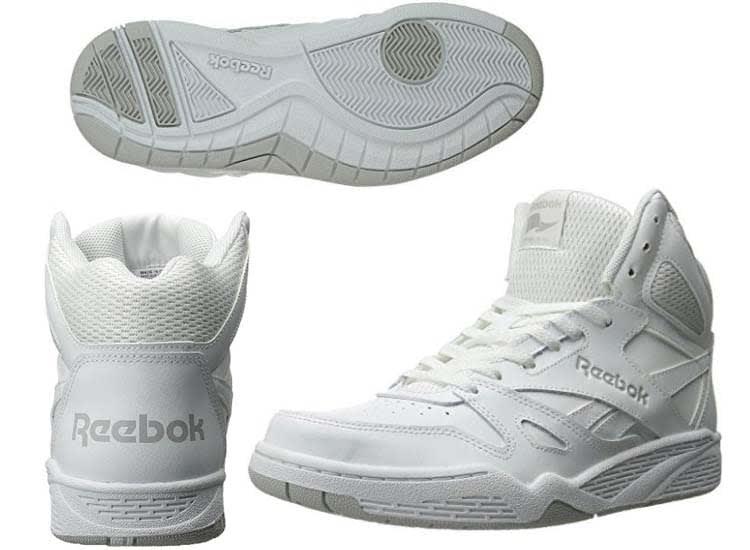 Reebok,Men's Basketball Shoes Royal Bb4500 Hi Fashion Sneaker