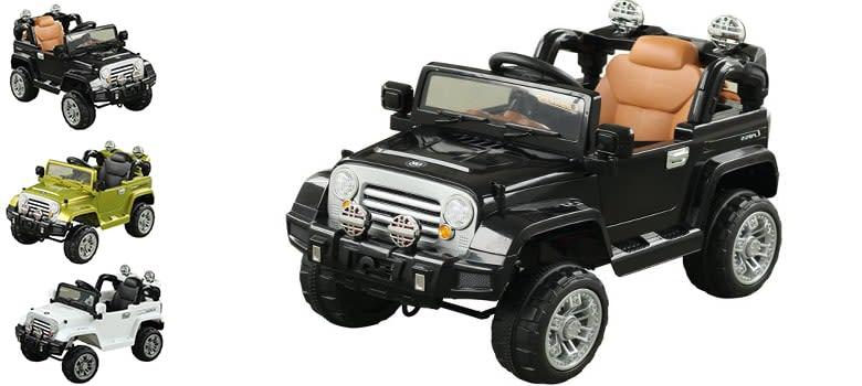 Aosom Kids Electric Ride On Car