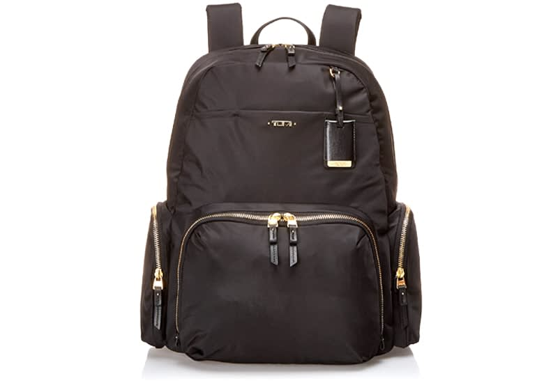 tumi laptop backpack