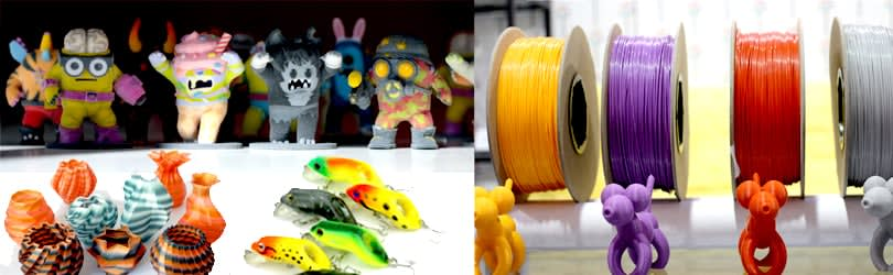 Where can we use PVA Filament