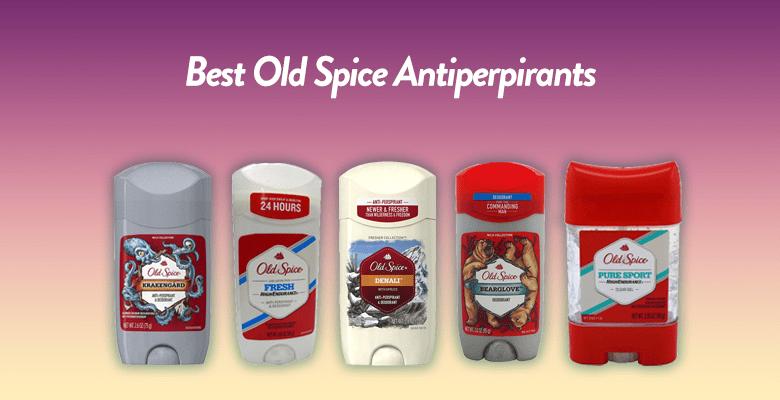 5 Best Old Spice Antiperspirant Reviews Of 2020