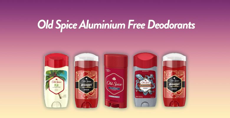 Top 5 Old Spice Deodorant Aluminum Free for Men Of 2020