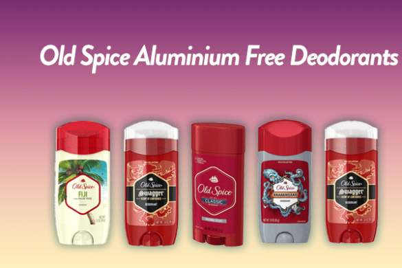 Aluminum free Deodorants from Old Spice