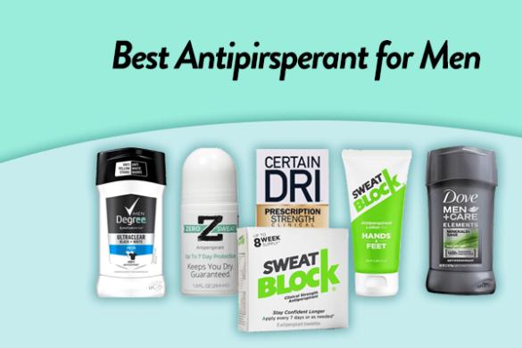 best antiperspirant for men