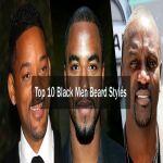 Black Men Beard Styles