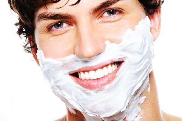 beard shaving