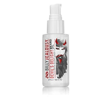 03. Billy Jealousy Devil's Delight Awesome Best Smelling Beard Oil top beard oils reviews - good