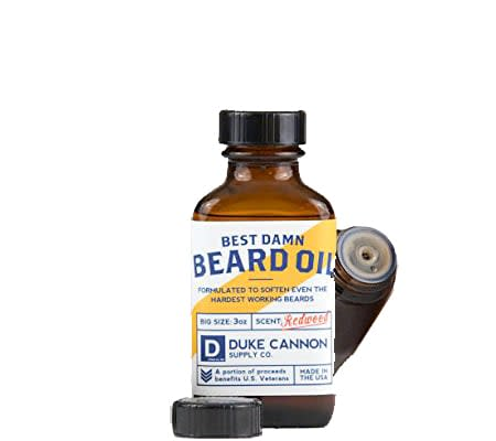 Best Damn Beard Oil By Duke Cannon best beard oil review top rated beard oils good brands best smelling beard oil for growth reviews