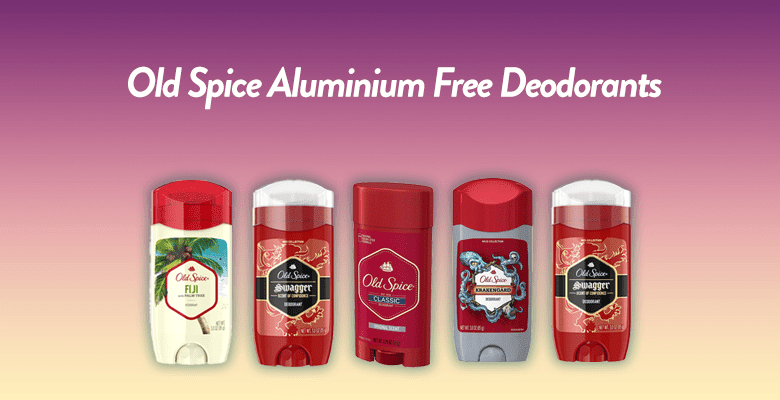 Top 5 Old Spice Deodorant Aluminum Free for Men Of 2020