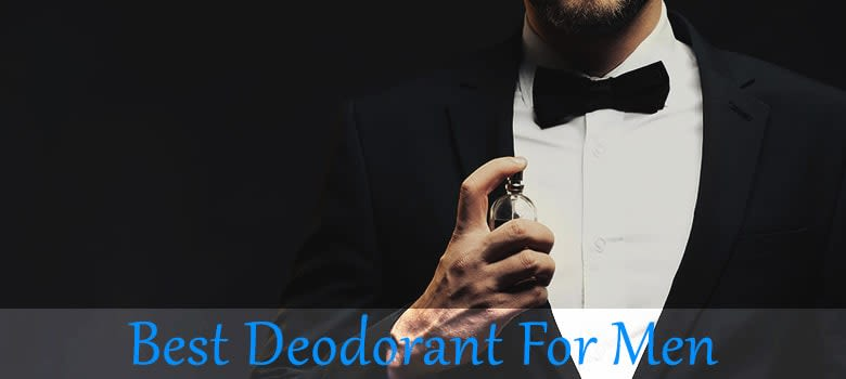 Top Men's Deodorant Brands