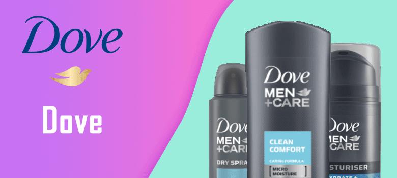 dove deodorant brands