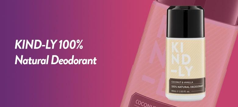 best all natural deodorant for men