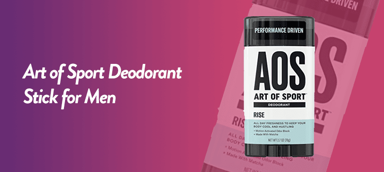 Best Deodorant or Antiperspirant
