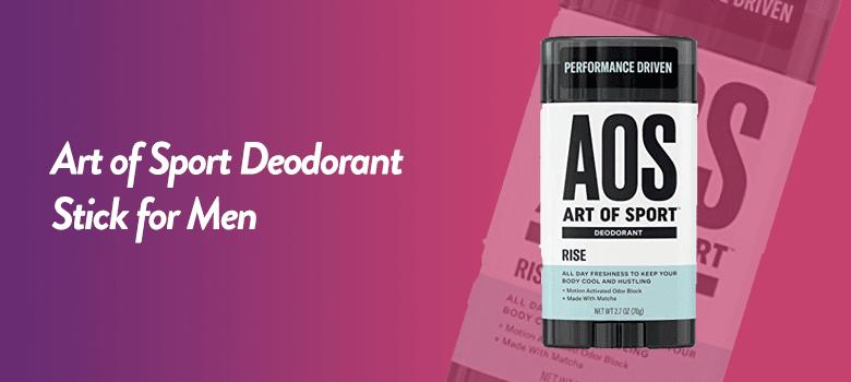 best smelling deodorant stick