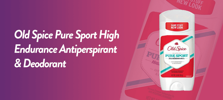 Best Smelling Men's Antiperspirant Deodorant