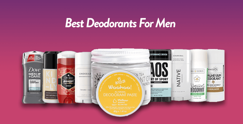 Top Rated 11 Best Deodorants for Men Body and Lifestyles – Reviews and Guide 2020