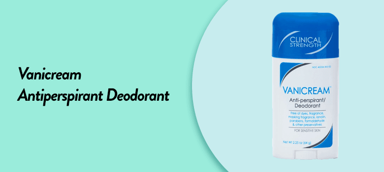Best Antiperspirant Deodorant for Men