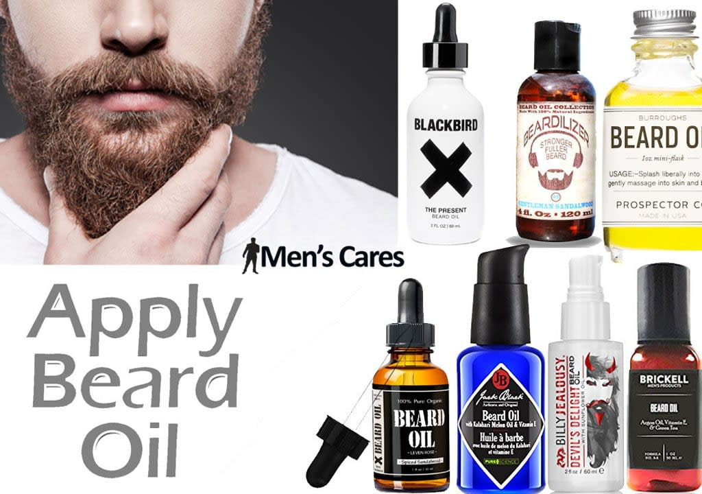 10 Best Beard Oil Reviews In 2020 (Reviews and Buyer's Guide)