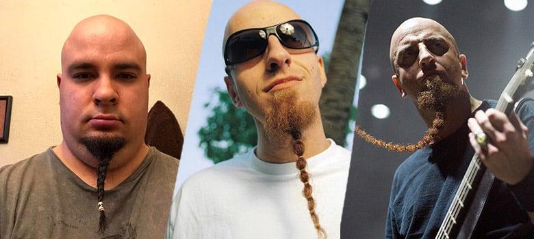 Viking Beard Braid Long Goatee Styles