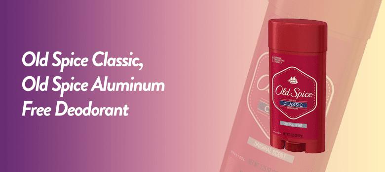 best old spice deodorant