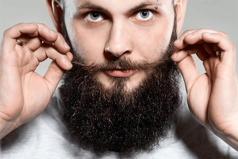 The Curly Viking Beard