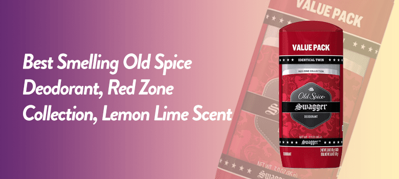 best smelling old spice deodorant
