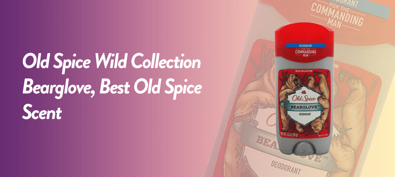 old spice deodorant scents