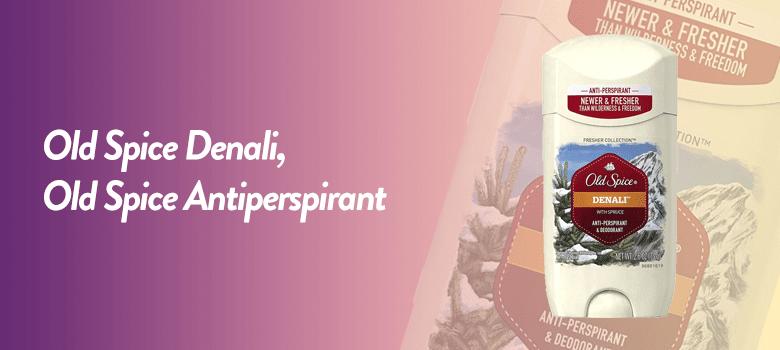 Old Spice Antiperspirant