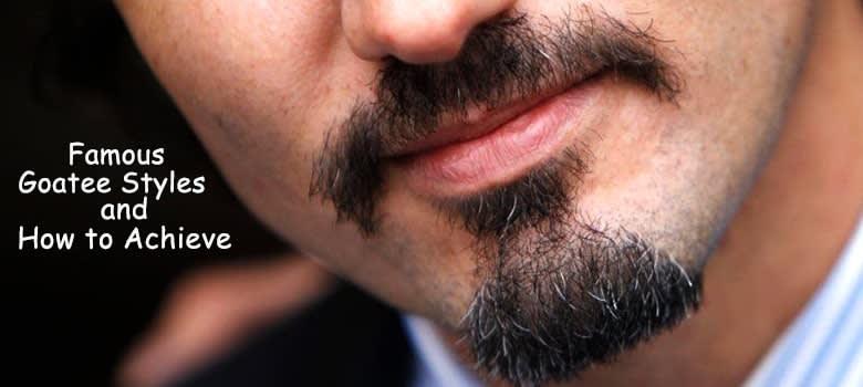 Most Popular Goatee Styles Top 15 Men S Goatee Beard Styles In 2020