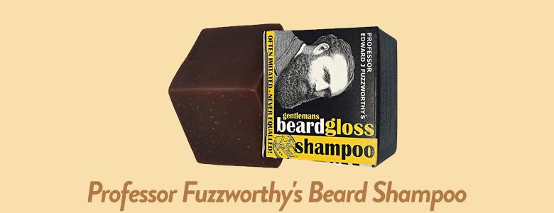 professor fuzzworthy Beard