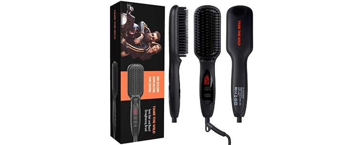 Beard Straightener for Men