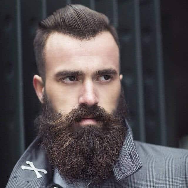 Razor Edge Beard