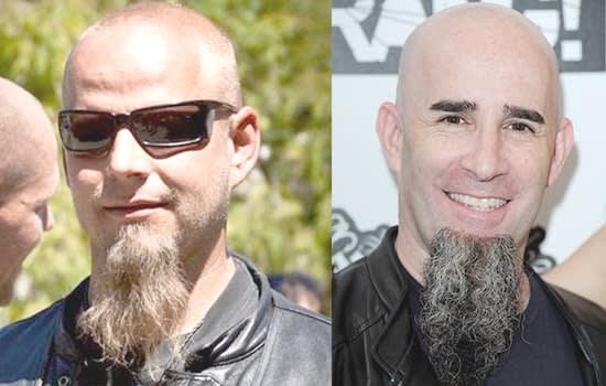 Motorhead Long Goatee Without Mustache