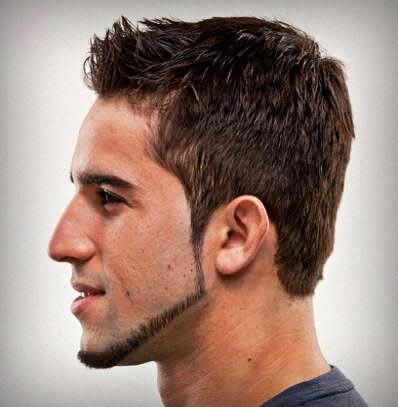 Chin Strip Beard