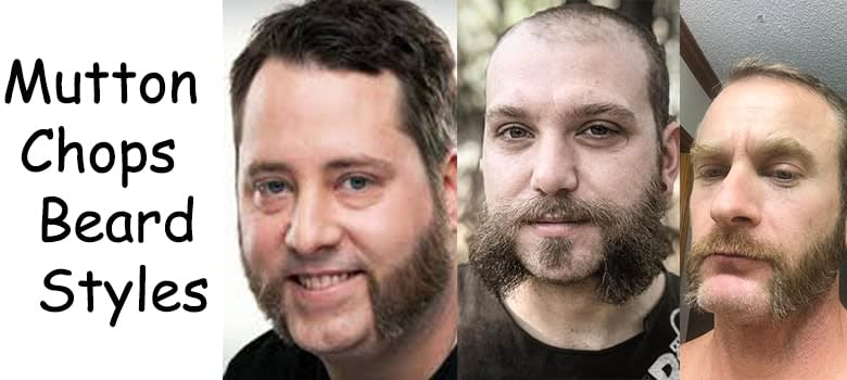 Mutton Chops Beard Styles