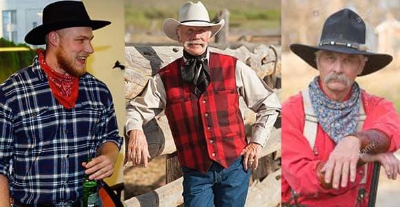 Cowboy Mustache styles 8