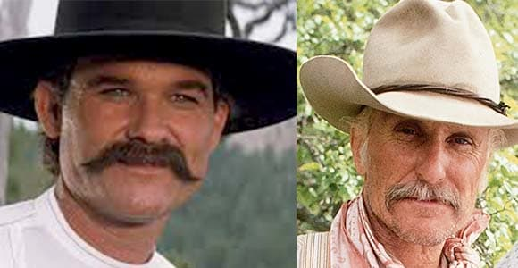 Cowboy Mustache styles 11