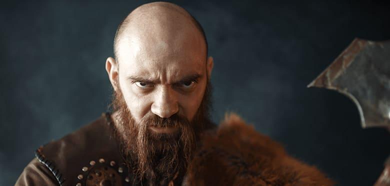 Viking-Beard