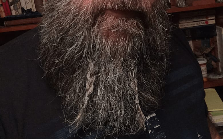 Braided-Beard
