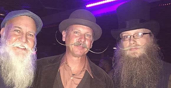 Dali Mustache Styles